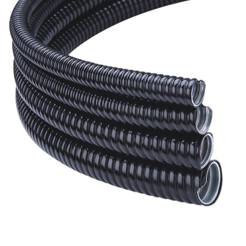 201(304)不锈钢包塑金属软管